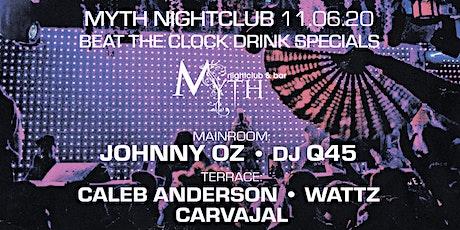 Outlet Fridays at Myth Nightclub | Friday 11.06.20 tickets