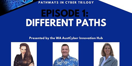 Pathways in Cyber Episode 1: Different Paths tickets
