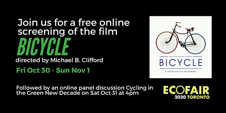 "Film Screening of ""Bicycle"" tickets"