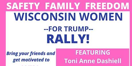 Women for Trump Rally tickets