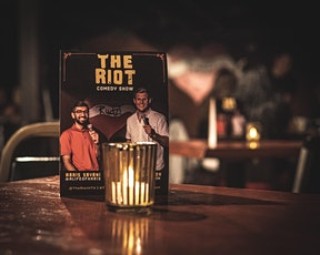 The Riot Comedy Show - The  Whiskey Brothers [Late Show] tickets