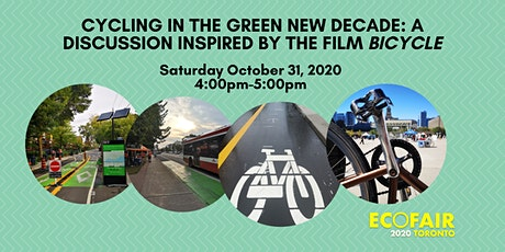 Film Discussion - Cycling in the Green New Decade tickets