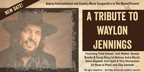 Country Music Songwriters in the Round  feat a tribute to Waylon Jennings! tickets