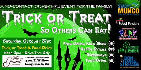 Trick or Treat So Others Can Eat! tickets