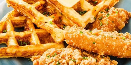 UBS - Virtual Cooking Class: Chicken and Waffles tickets