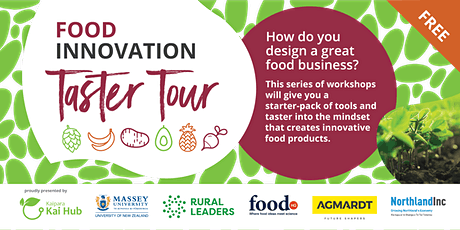Food Innovation Taster Tour #1 tickets