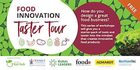 Food Innovation Taster Tour #2 tickets