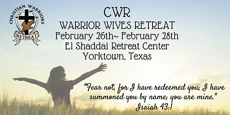Warrior Wives Retreat 2021 tickets