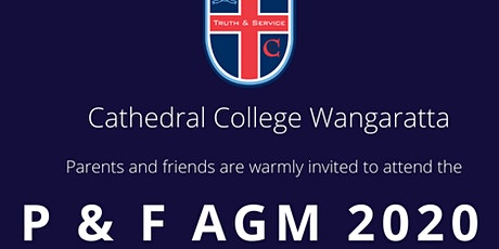 CCW P & F Annual General Meeting tickets