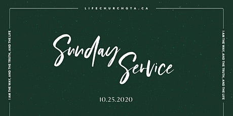 Sunday Service | October 25th at 4pm | Life Church in Pickering tickets