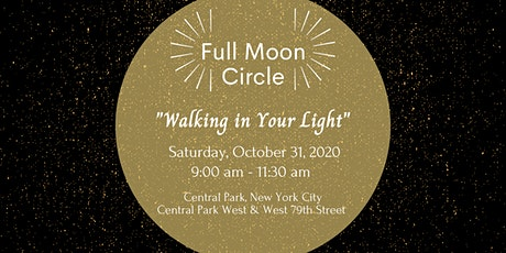 Full Moon Circle & Hike - 10/31/2020 tickets