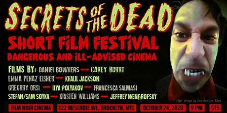 SECRETS OF THE DEAD tickets