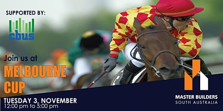 Melbourne Cup - Master Builders SA tickets