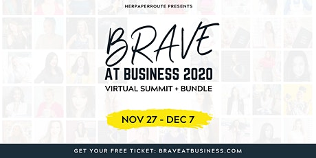 Brave At Business 2020: Content Monetization Summit For Business Owners tickets
