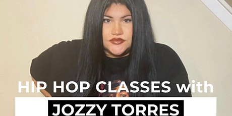 New Hip Hop with Jozzy Torres tickets