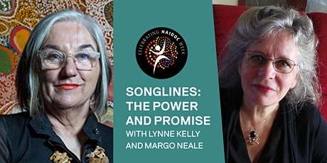 Lynne Kelly & Margo Neale ~ Songlines tickets