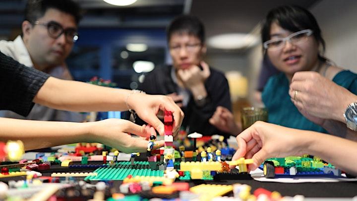 IDK Design Thinking Workshop: Designing through Play IDK 設計思維工作坊:玩樂設計 (2) image