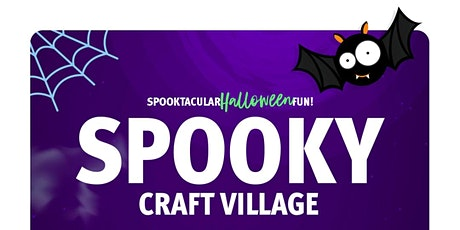Spooky Craft Village tickets