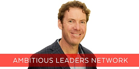 Ambitious Leaders Network Perth– 6 November 2020 Joshua Hurrell tickets