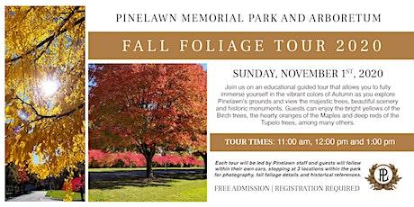 Pinelawn Fall Foliage Tour 2020 tickets