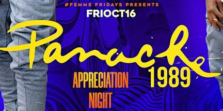 FEMME FRIDAYS - #1 ALL GIRL PARTY IN HOUSTON! Panache Appreciation Night! tickets