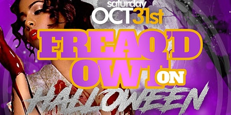 FreaQ'D OWt tickets