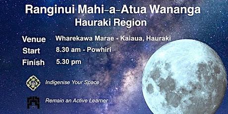 Ranginui Mahi a Atua Wananga