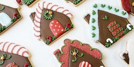 Cookie Decorating Workshop -  Holiday Theme tickets