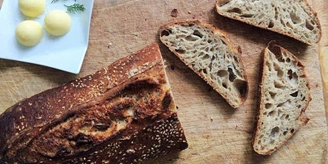 Virtual Sourdough Making Workshop # 3 tickets