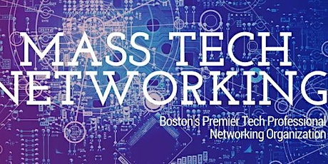 November  IT Networking Event & Vendor Showcase w/ Mass Tech Networking tickets