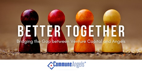 Better Together: Bridging the Gap between Venture Capital and Angels tickets