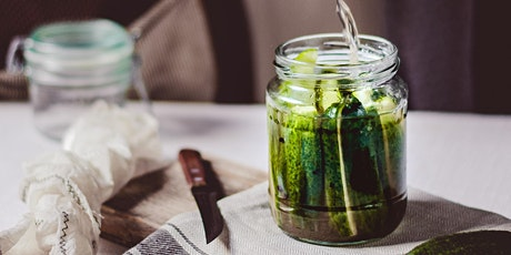The Art of Pickling with Liz and Jeffrey: Holiday Edition tickets