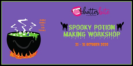 Spooky Potion Making Workshop tickets