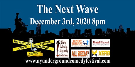 NYUGCF - The Next Wave tickets