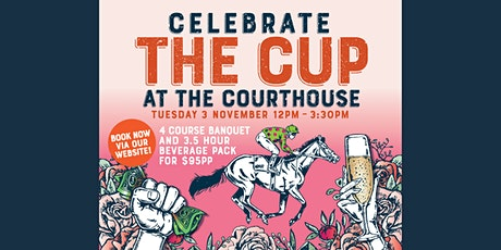Melbourne Cup Day at The Courthouse tickets