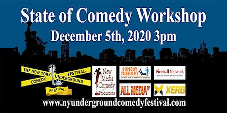 NYUGCF - State of Comedy Workshop tickets