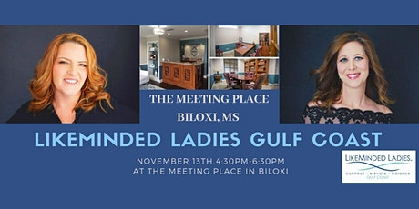 LikeMinded Ladies November Event at The Meeting Place tickets