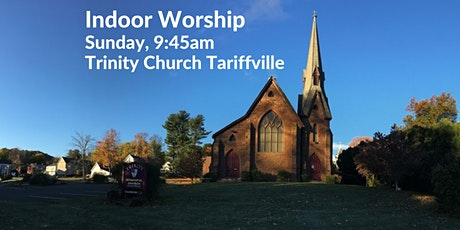 In-Person, Indoor Worship at Trinity tickets