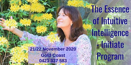 The Essence of Intuitive Intelligence - Initiate Program, 2 day course tickets