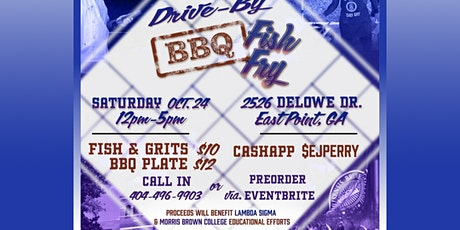 Drive-By BBQ & Fish Fry tickets