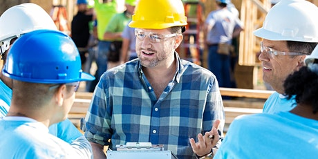 Building & Construction and Building Design virtual information session tickets