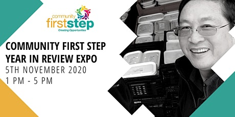 Community First Step Year in Review Exhibition - Session 3 tickets