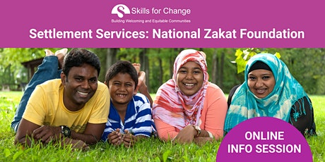 Online Info session: National Zakat Foundation tickets