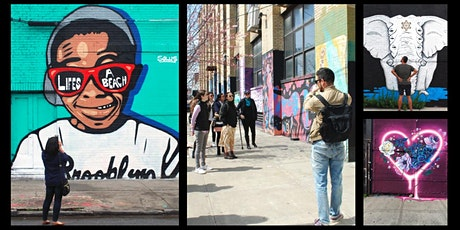 A Virtual Street Art Experience in Brooklyn tickets
