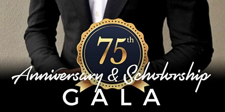 The Richmond (VA) Alumni Chapter's 75th Anniversary Scholarship Gala tickets