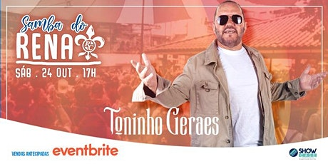 Toninho Geraes no Renascença tickets