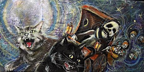 Gallerski Halloween Art Show tickets