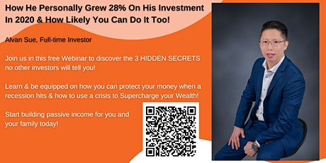 HOW I PERSONALLY GREW 28% ON MY INVESTMENT & HOW LIKELY  YOU CAN DO IT TOO! tickets