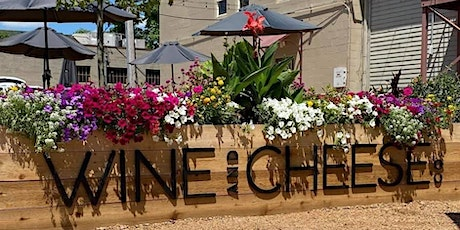 1st  Anniversary in the Wine Garden 2:00pm Seating tickets