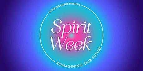Reimagining Our Future: UHE's Spirit Week 2020 tickets